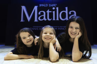 Musiikki : Maailman mainion Matilda